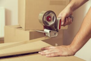 Your Moving Men Moving Services Packing Boxes