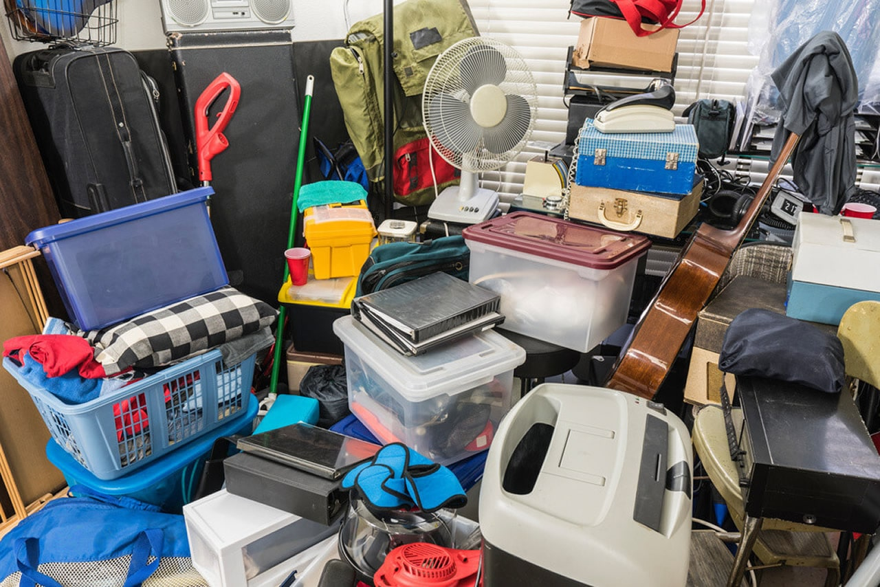 De-cluttering Tips Before Packing To Move