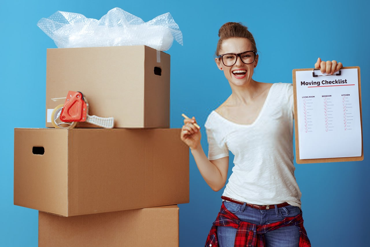 5 Things You Should Do On Moving Day